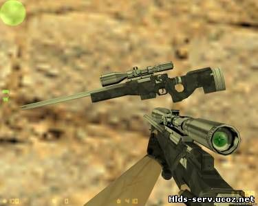 Woot AWP (w Suppressor) - Remix