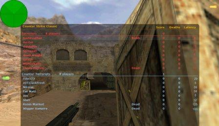 (Counter-Strike) Classic Server by BadWeather v3.5