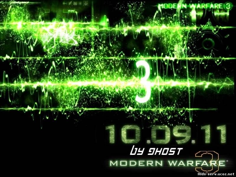 Counter-Strike 1.6: Modern Warfare-3 (P) [Английский] (2011)
