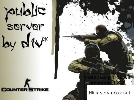 Public server by d1v [ORIGINAL]