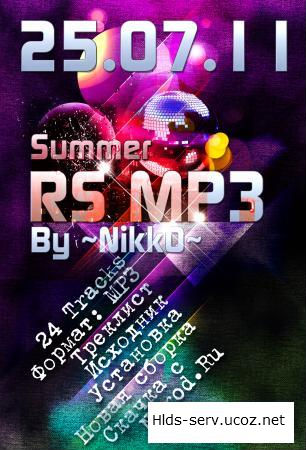 Summer RoundSound MP3 by ~Nikk0~ (25.07.11)